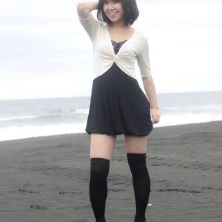 No.03素人モデルみかんちゃんの着エロ動画