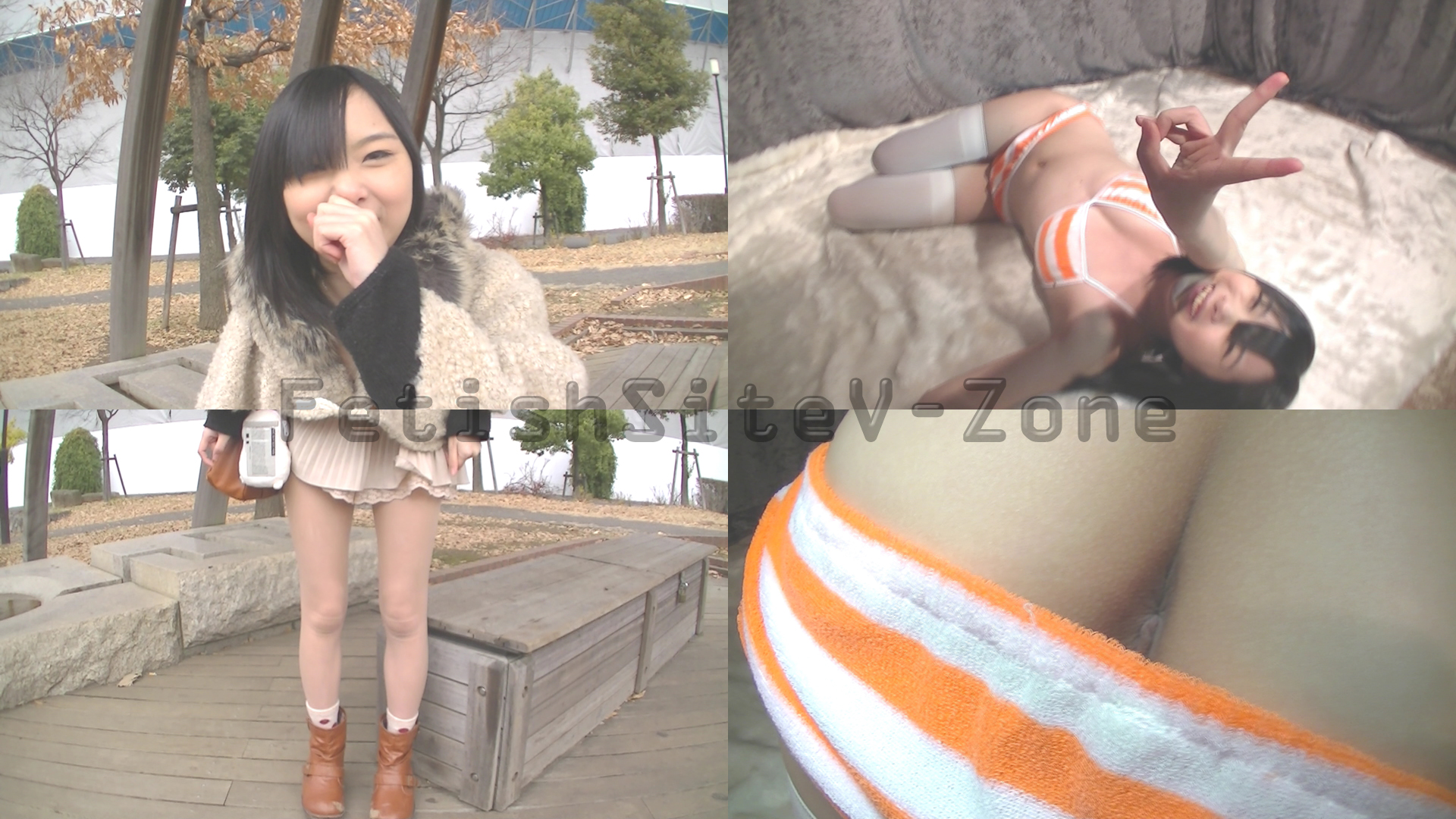 No.04素人モデルいちごちゃんの過激着エロ動画